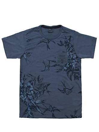 Gangster Camiseta Gangster Menino Outras Azul-Marinho