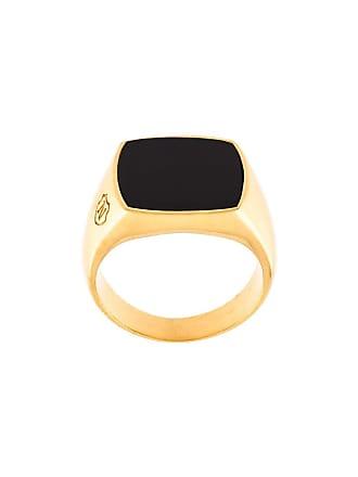 Nialaya Anel com banho de ouro 18k - Amarelo