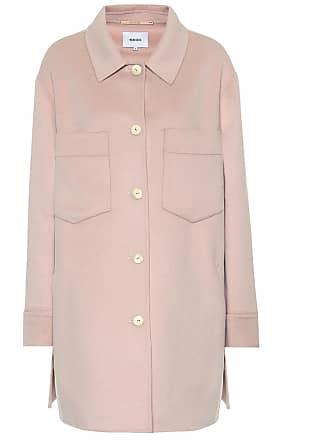 Nanushka Dessa wool and silk coat