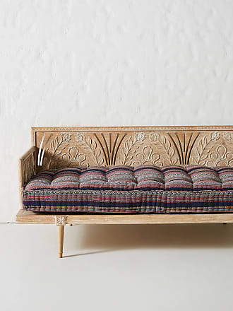 Anthropologie Cheyenne Striped Daybed Cushion