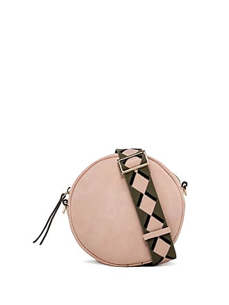 Gianni Chiarini tamburello nude cross body bag