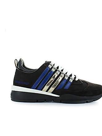 9f8b990a6e9c2f Dsquared2 Herrenschuhe Herren Wildleder Sneakers Schuhe 251 Braun EU 42  SNM010129601211M1276