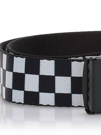 Buckle-Down Seatbelt Belt 20-36 Inches in Length 1.0 Wide Corvette C2 Flags Logo Black