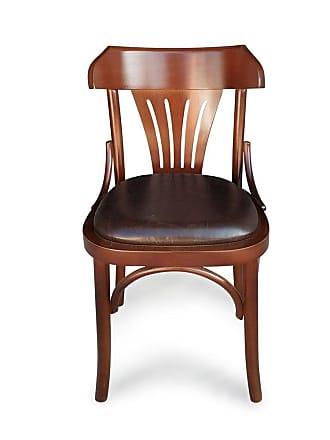 Atelier Clássico Cadeira Berlim Estofada Inspirada no Design de Michael Thonet