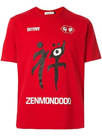 Undercover Camiseta com estampa - Vermelho