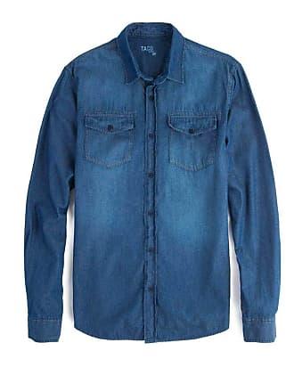 Taco Camisa Jeans Azul Jeans Azul Jeans/GG