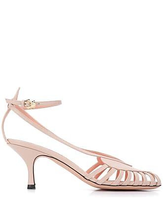 Rochas cage sandals - Pink