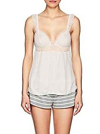 22f1380d5 Eberjey Womens Enchanted Lace-Trimmed Camisole - Gray Size L