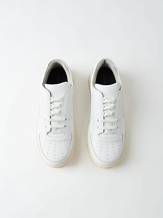 7cd932d7875 Acne Studios Steffey Lace Up Blanc blanc Baskets lacées