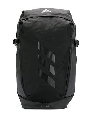 43bae92b84a59 adidas Rucksack mit texturiertem Logo - Schwarz