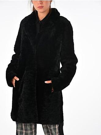 Drome Shearling Reversible Coat Größe M