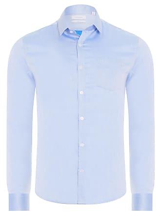 Camisas Sociais Calvin Klein Masculino  50 Produtos   Stylight 95d7cef6e0