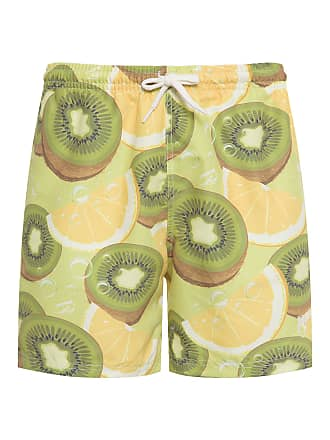 PURPLE YELLOW SHORT MASCULINO KIWI - AMARELO