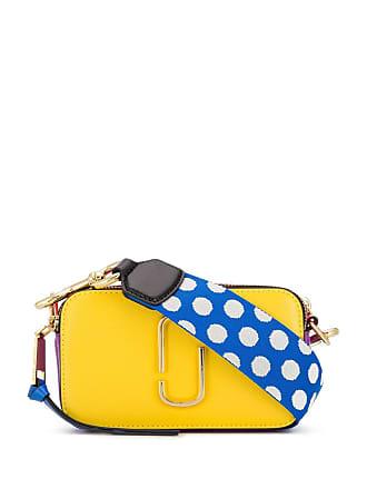 Marc Jacobs Bolsa transversal Snapshot pequena - Amarelo