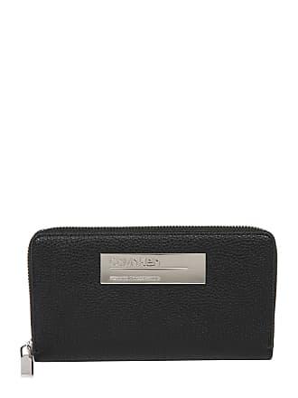 c2bd852f1dc86 Calvin Klein Geldbörse SIDED LARGE ZIPAROUND XL schwarz