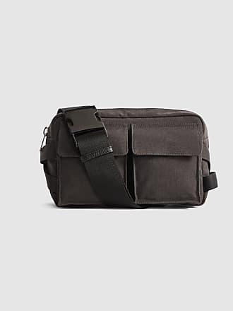 b791167b61af Reiss Palmer - Cross Body Bag in Grey