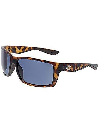 2fa6dd4bf136 Costa Costa del Mar Costa Del Mar Reefton Sunglasses Matte Retro Tort/Gray  580Plastic