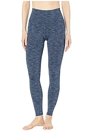 a7eb331517 Manduka Essential High Line Leggings (Indigo Jacquard) Womens Casual Pants