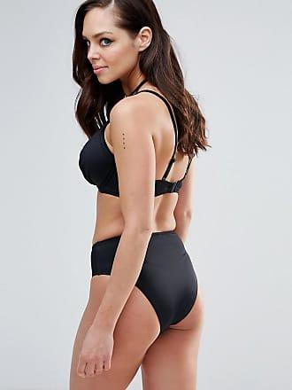 9e2afc2c0a2e0 Pour Moi Double Strap Convertible Bikini Top B - G Cup - Black
