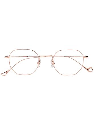 Eyepetizer Armação de óculos Ian - Dourado