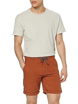 748bb67ecc Springfield Berm Lino Basica Cordon Pantalones Cortos Deportivos