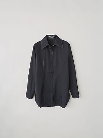 Acne Studios FN-WN-BLOU000091 Navy blue Long-sleeved shirt