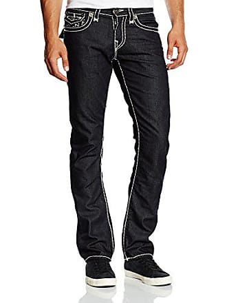 True Religion Mens Ricky Super T Jean, 2S Body Rinse, 34