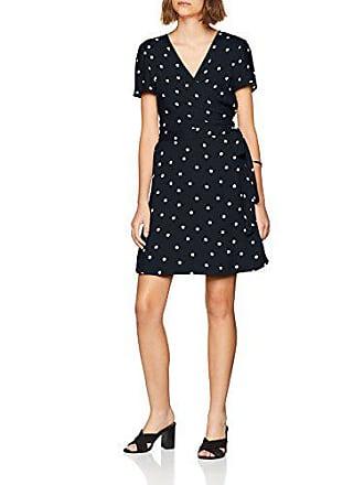 639494b8f04 Vila Clothes Damen Kleid VIESTO DOTINAS S S DRESS PB 92