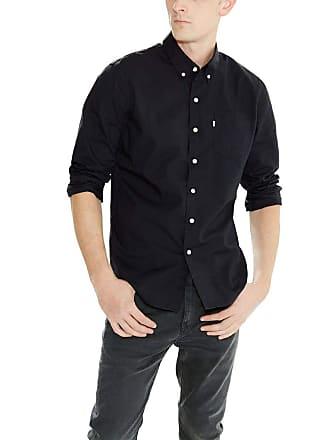 c47e8236a84fd Levi s Camisa Levis Masculino Classic One Pocket Preto