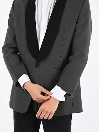 Undercover shawl lapel 1-button blazer size 4