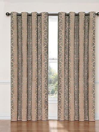 Eclipse Nadya Print Thermalayer Window Panel Smokey Blue - 12996052108SEB
