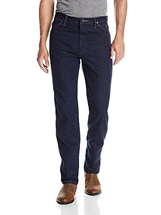 Wrangler Mens Silver Edition Slim Fit Jean, Dark Denim, 38x30