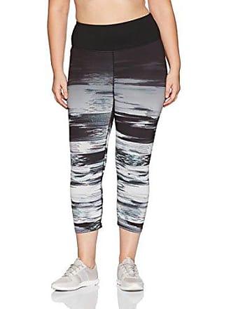 32d83a56877 SHAPE Activewear Womens Plus Size Woodlands Printed Capri