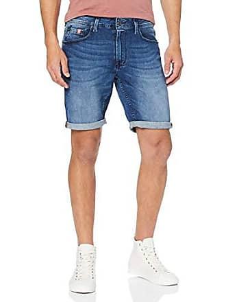 Shorts & Bermudas Garcia Herren Z1070 Santo Kurze Hose Regular 337 Shade Schwarz Größe M