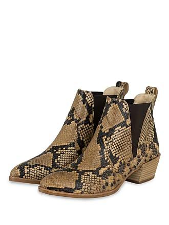 65ce240f2e3aac Paul Green Chelsea-Boots - BEIGE  DUNKELBRAUN