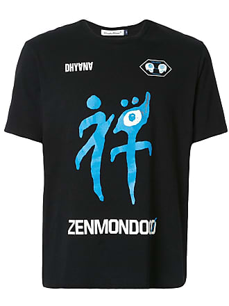 Undercover Camiseta estampada - Preto