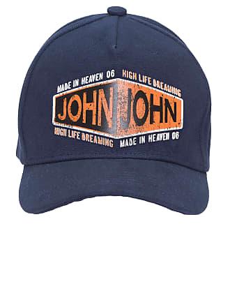John John BONÉ MASCULINO MADE IN HEAVEN - AZUL MARINHO 4fbbf53910d