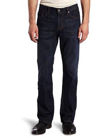 AG - Adriano Goldschmied Mens The Protégé Straight Leg Jean In Hunts, Hunts, 33x34