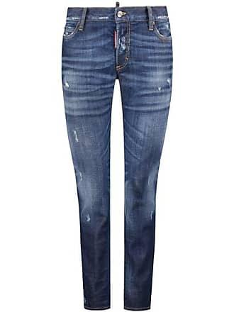 Dsquared2 Jennifer Jeans Cropped (Blau) - Damen (34 36 40) 0f019ce607