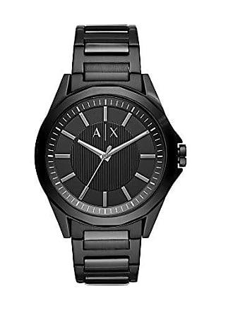 d254759e0 Armani Relógio Armani Exchange Masculino Drexler Preto Ax2620/1pn