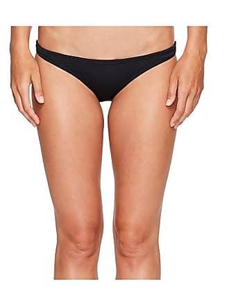 5af61aeda53f TYR Solid Micro Bikini Bottom (Black) Womens Swimwear