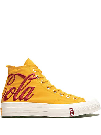 f33afcfed138 Converse Kith x Coca Cola 1970 All Star high-top sneakers - Yellow