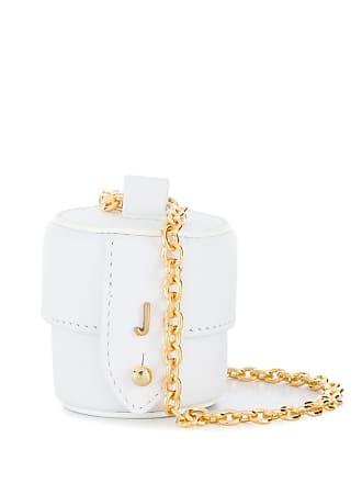 Jacquemus Bolsa Le Petit Vanity - Branco