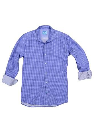 Panareha MECO printed shirt blue