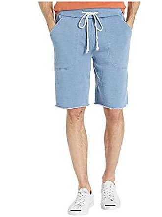 Alternative Mens Victory Burnout French Terry Shorts, Blue Crush, S