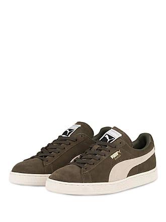 1f52a7960a36eb Puma® Leder Sneaker für Damen  Jetzt bis zu −50%