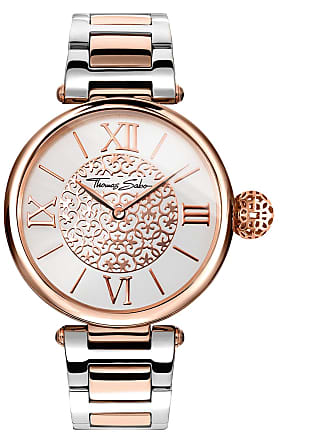 Thomas Sabo Thomas Sabo Womens Watch silver-coloured WA0257-277-201-38 MM