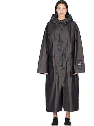 Yohji Yamamoto GORE-TEX Long Coat - Ash