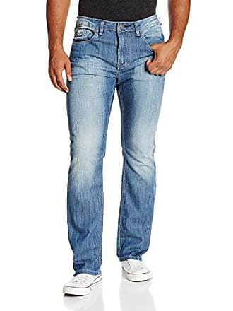 Buffalo David Bitton Mens Game Boot Cut Jean In Crinkled and Softly Blasted, Crinkled And Softly Blasted, 36x32