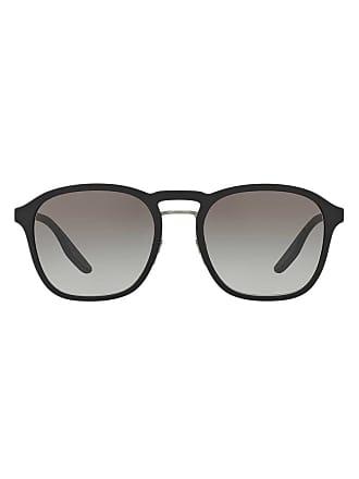 90453d5574ade Prada Óculos de Sol Prada Linea Rossa Redondo PS 02SS Masculina - Masculino